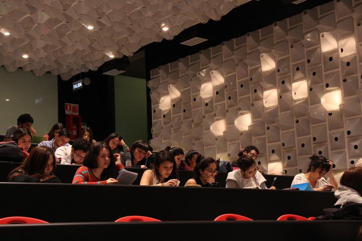 La política de inclusión UDP fue discutida durante el año pasado con alumnos y profesores